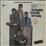 The Beatles Yesterday And Today - 2nd Apple + RIAA USA vinyl LP