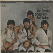 The Beatles Yesterday And Today - 3rd State - Stereo USA vinyl LP