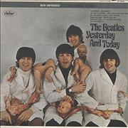 Click here for more info about 'The Beatles - Yesterday And Today - 3rd State - EX'
