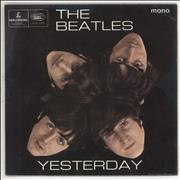 "The Beatles Yesterday EP - 1st UK 7"" vinyl"