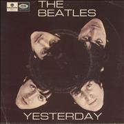 Click here for more info about 'The Beatles - Yesterday EP'