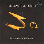 Click here for more info about 'The Beautiful South - Blackbird On The Wire'