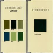 Click here for more info about 'The Beautiful South - Closer Than Most'
