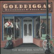 Click here for more info about 'The Beautiful South - Golddiggas, Headnodders & Pholk Songs'