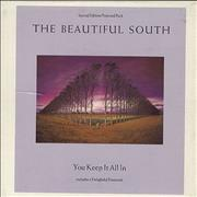 Click here for more info about 'The Beautiful South - You Keep It All In - Postcard Pack'