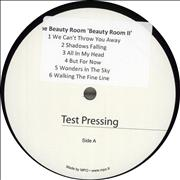 Click here for more info about 'The Beauty Room - II - Test Pressing'
