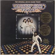 Click here for more info about 'The Bee Gees - Saturday Night Fever - Stickered + Insert'