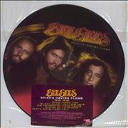 Click here for more info about 'The Bee Gees - Spirits Having Flown - Stickered Sleeve'