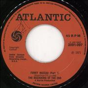 Click here for more info about 'The Beginning Of The End - Funky Nassau - 1st'