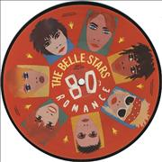 Click here for more info about 'The Belle Stars - 80's Romance'
