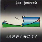 Click here for more info about 'The Beloved - Happiness - 180 Gram - Autographed'