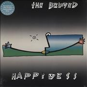 Click here for more info about 'The Beloved - Happiness - 180 Gram - Sealed'
