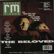 Click here for more info about 'The Beloved - Record Mirror'