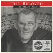 Click here for more info about 'The Beloved - This Means War'