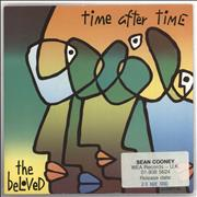 Click here for more info about 'The Beloved - Time After Time - Promo Stickered'