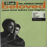 Click here for more info about 'Your Love - Angelic Mixes + Transfer - Sealed'