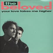 Click here for more info about 'The Beloved - Your Love Takes Me Higher - 1st Issue'