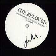 Click here for more info about 'The Beloved - Your Love Takes Me Higher - White label + Photo - Both signed'