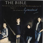 Click here for more info about 'The Bible - Graceland - 3 tracks'