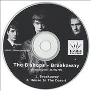 Click here for more info about 'The Bishops (00s) - Breakaway'