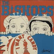 Click here for more info about 'The Bishops (70s) - I Want Candy - 6