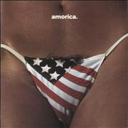 Click here for more info about 'Amorica - White Vinyl'