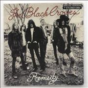 Click here for more info about 'The Black Crowes - Remedy - EX'