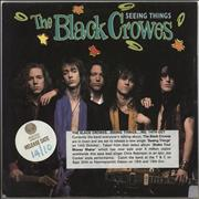 Click here for more info about 'The Black Crowes - Seeing Things'