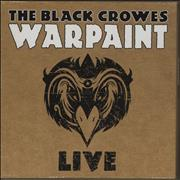 Click here for more info about 'The Black Crowes - Warpaint Live - RSD14- sealed'