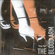 Click here for more info about 'The Blood Arm - Say Yes'