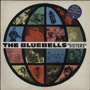 Click here for more info about 'The Bluebells - Sisters - Stickered sleeve'