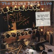 Click here for more info about 'The Blues Band - Bye Bye Blues - Stickered sleeve'