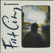 Click here for more info about 'The Blues Band - Fat City + Tour Programme + Ticket Stub'