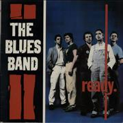 Click here for more info about 'The Blues Band - Ready - Fully Autographed'