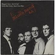 "The Blues Band The Blues Band EP UK 7"" vinyl"