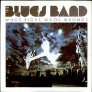 Click here for more info about 'The Blues Band - Who's Right, Who's Wrong?'