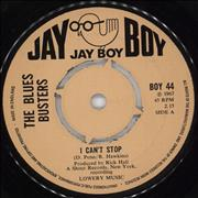 Click here for more info about 'The Blues Busters - I Can't Stop'