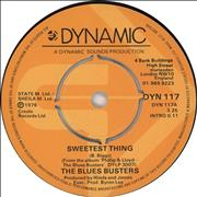 Click here for more info about 'The Blues Busters - Sweetest Thing'