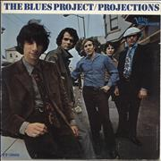Click here for more info about 'The Blues Project - Projections - Mono - EX'