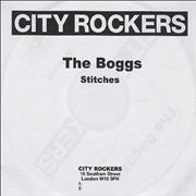 Click here for more info about 'The Boggs - Stitches'