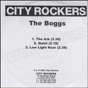 Click here for more info about 'The Boggs - The Ark'