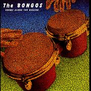 The Bongos Drums Along The Hudson UK vinyl LP