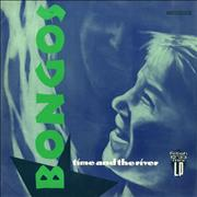 The Bongos Time And The River UK vinyl LP