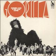 Click here for more info about 'The Bonzo Dog Doo Dah Band - Gorilla + Booklet - EX'
