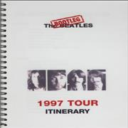 The Bootleg Beatles 1997 Tour UK Itinerary