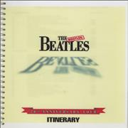 The Bootleg Beatles 20th Anniversary Tour UK Itinerary