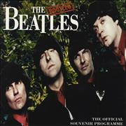 The Bootleg Beatles The Official Souvenir Programme UK tour programme