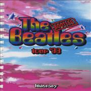 The Bootleg Beatles Tour 1998 UK Itinerary