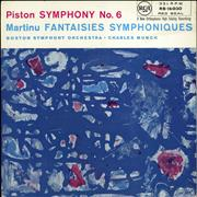 Click here for more info about 'Piston: Symphony No. 6 / Martinu: Fantaisies Symphoniques'