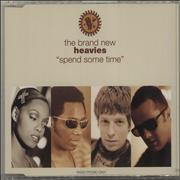 Click here for more info about 'Spend Some Time'